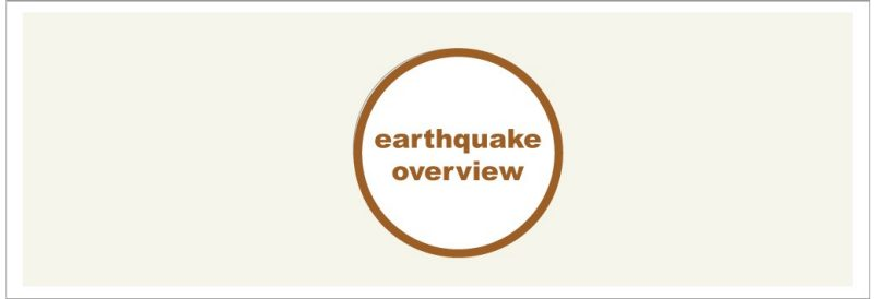 Earthquake Overview Icon Large