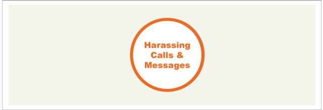 Harassing Calls Icon Large