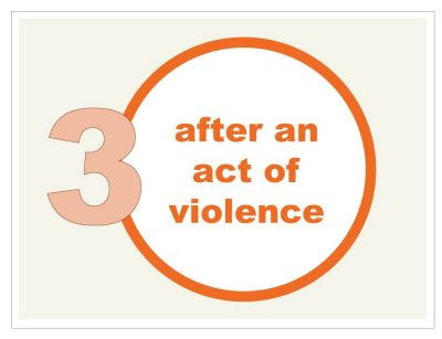 Violence After Icon